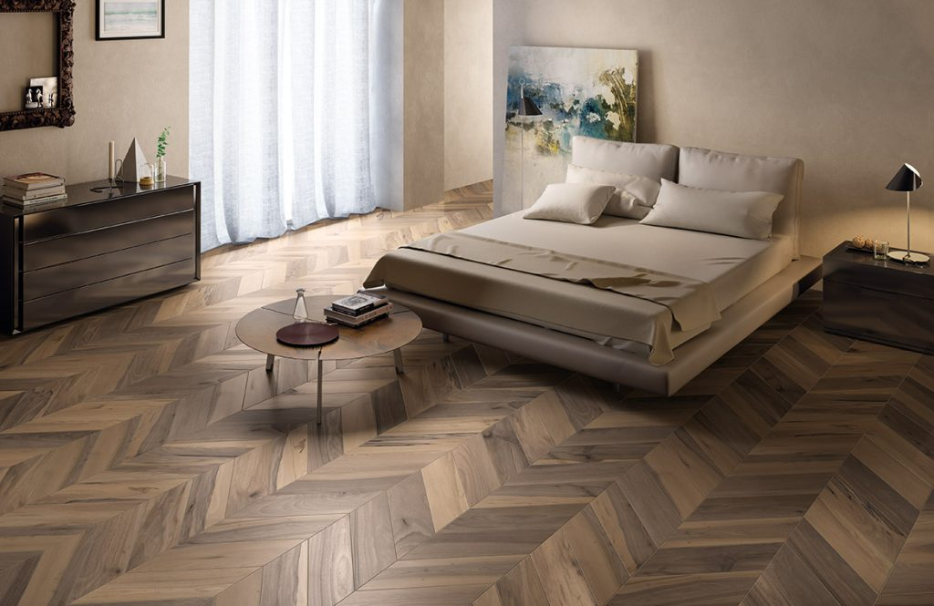 wood porcelain tiles