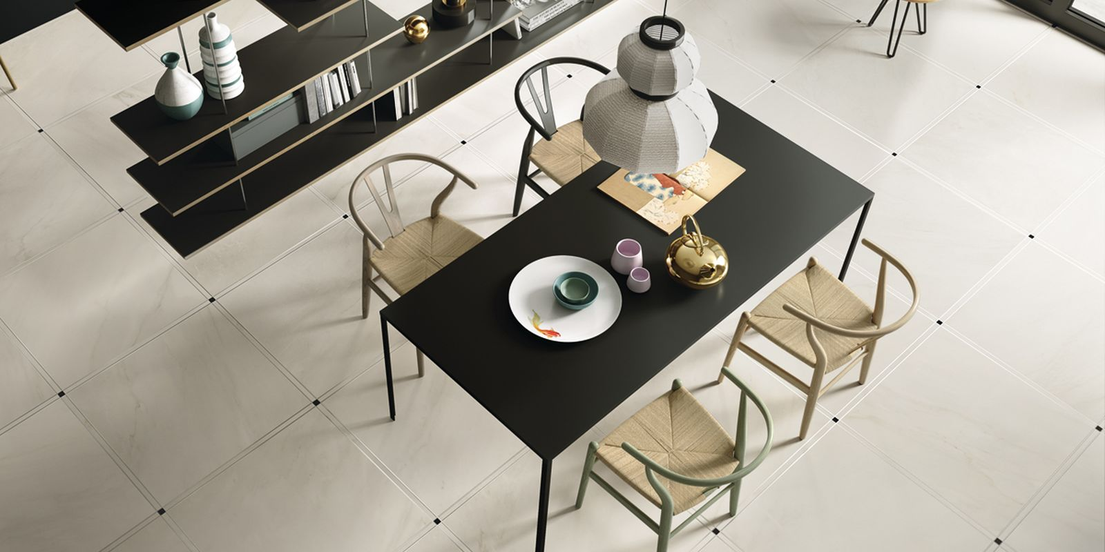 Genus Home White Dining