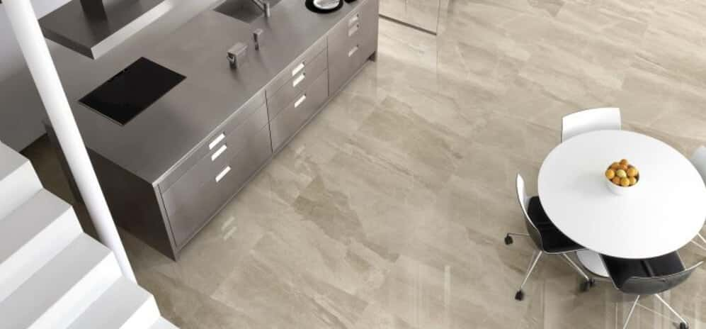 Glazed vs Unglazed Porcelain Tiles