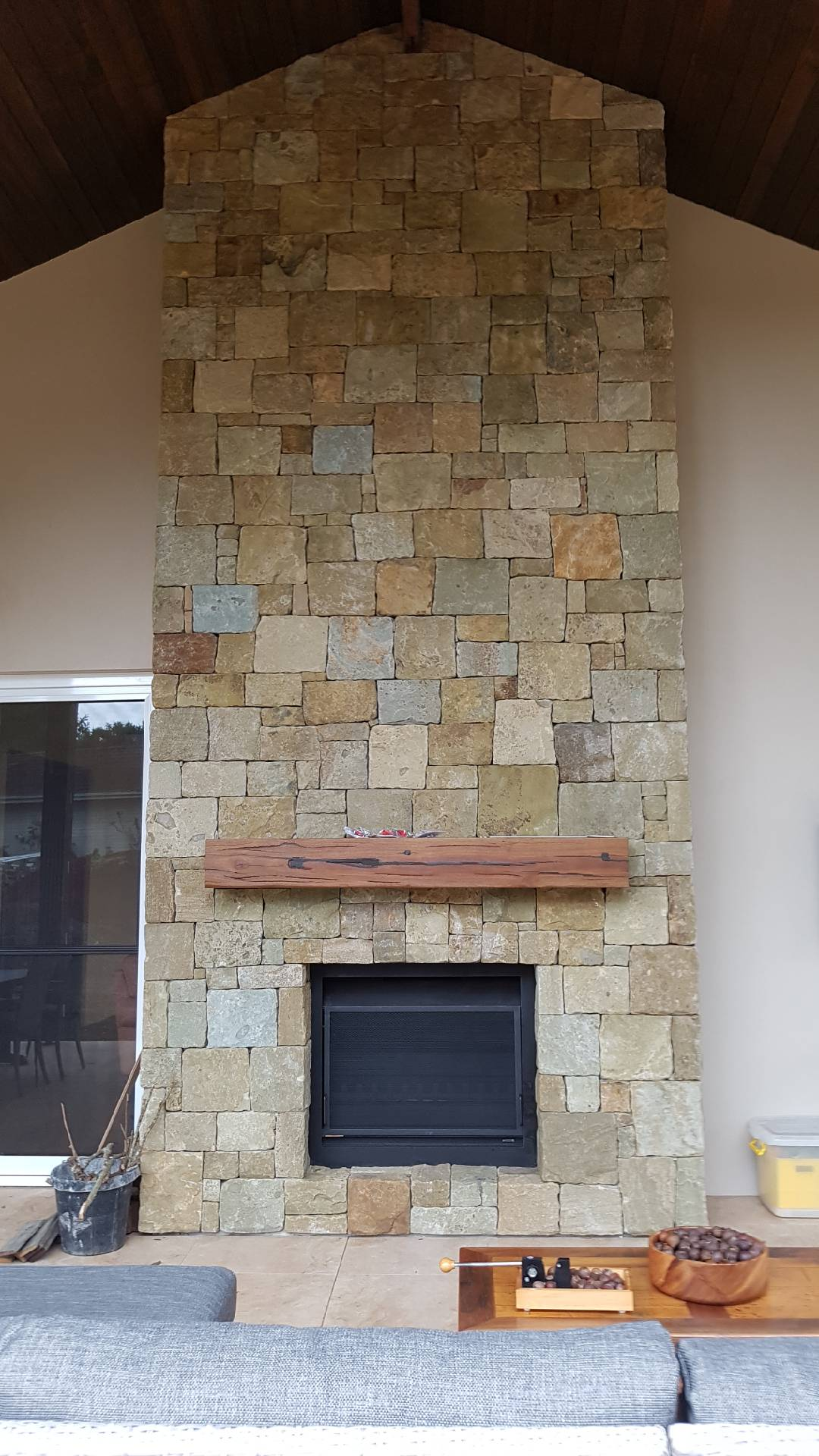 Irish Blend Fireplace