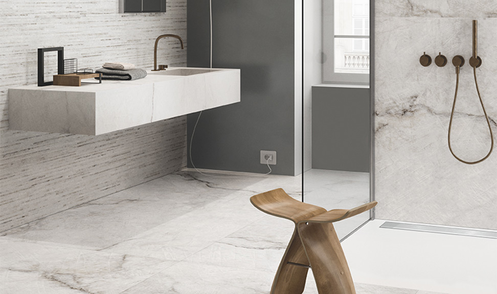 Level Marmi - Quarzo - Bathroom