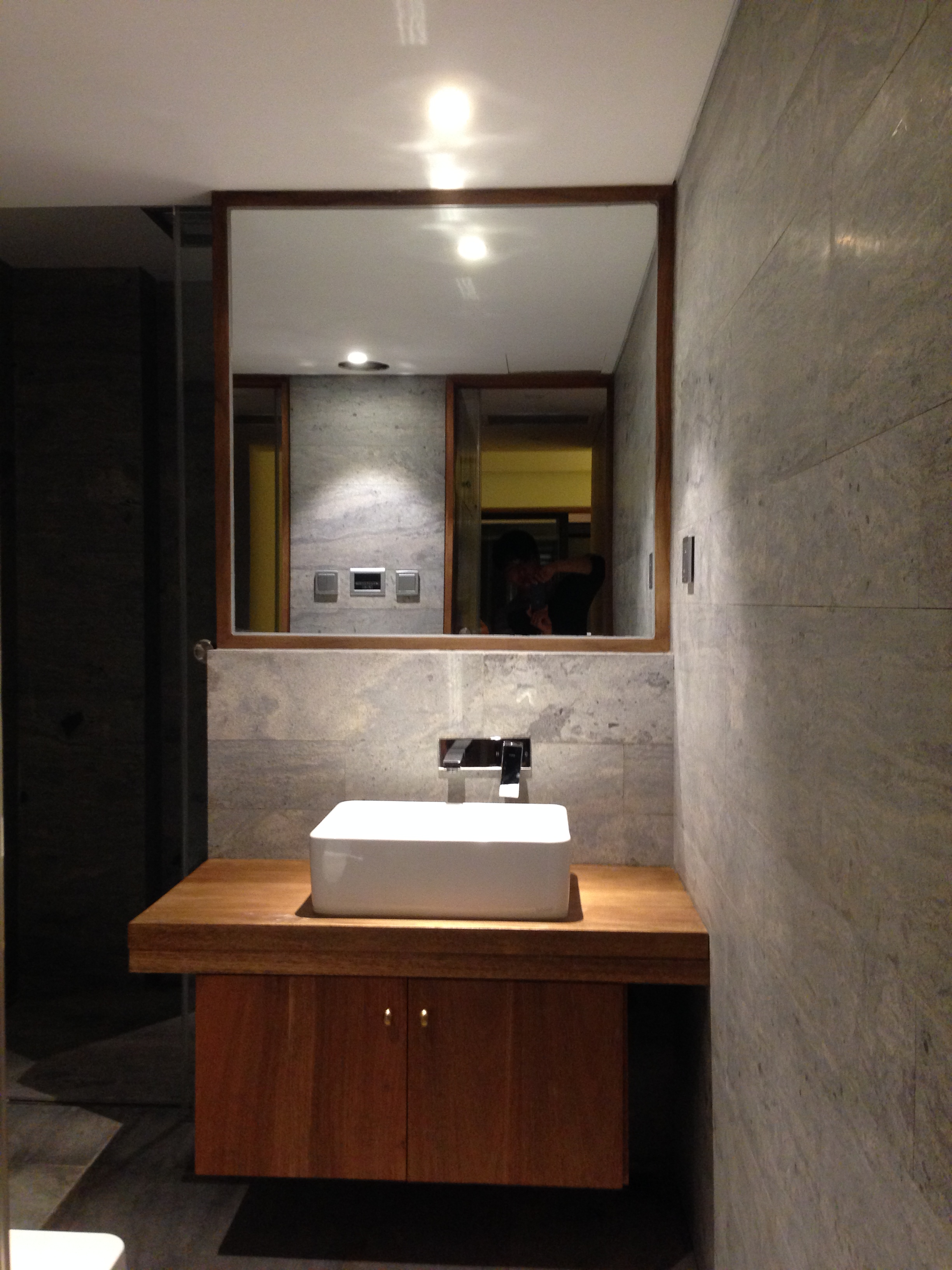Buffalo Granite Bathroom
