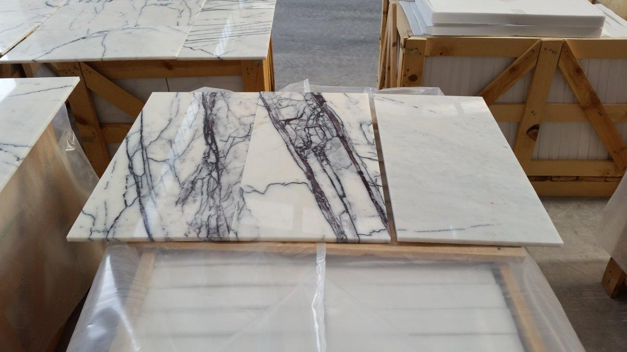 Selecting New York Marble