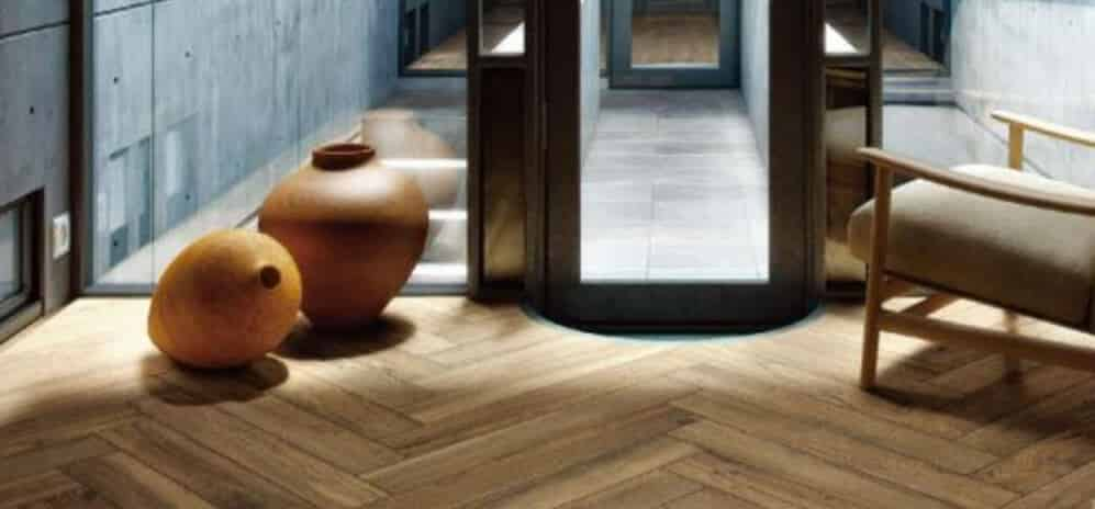 Tavola Timber Herringbone Tiles