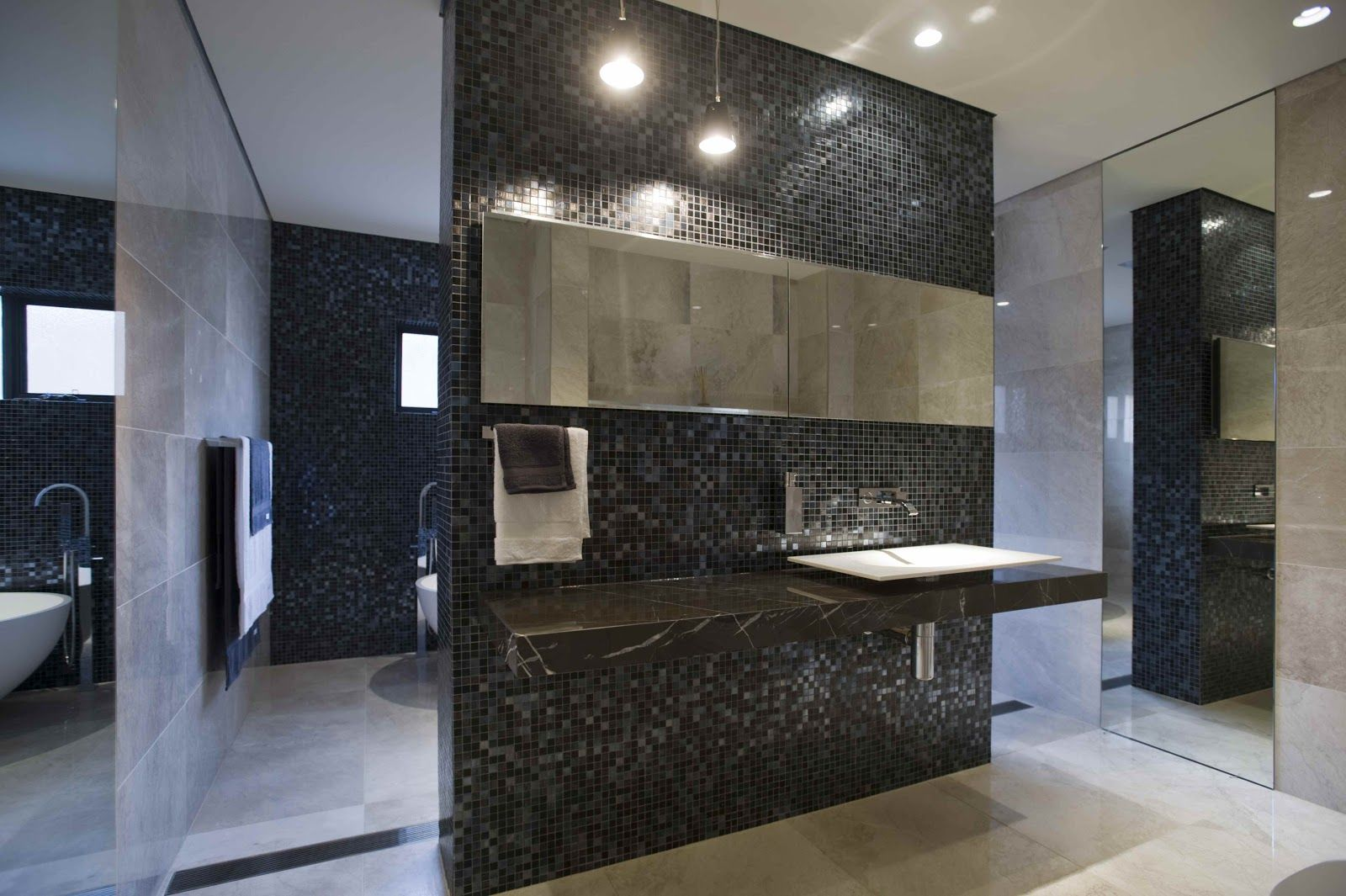 Bisazza - Iside Bathroom